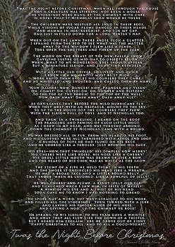 Andrea Anderegg - Twas the Night Before Christmas