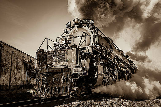 David Morefield - Union Pacific 4014 Big Boy