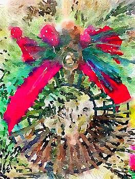 Bonnie Bruno - Watercolor Wreath