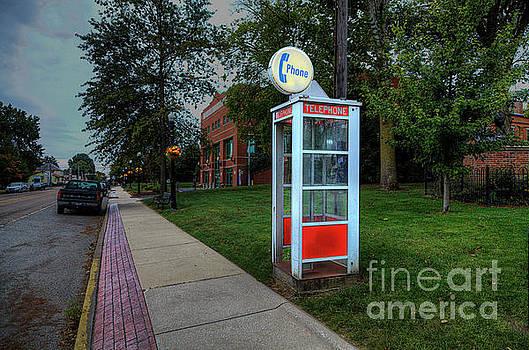 Larry Braun - Waterloo Phone Booth