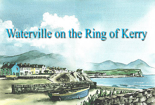 Val Byrne - Welcome to Waterville. Co. Kerry.