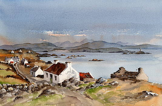 Val Byrne - Westend, Inishboffin, Galway