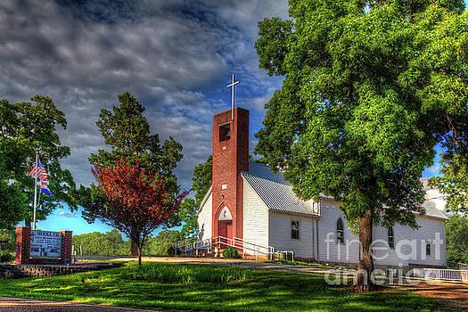 Larry Braun - Woollam Methodist Church