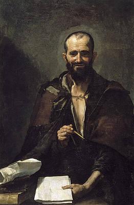 Archimedes Print by Jusepe de Ribera