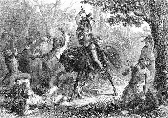 Tecumseh Poem Background