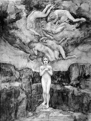 Kahlil Gibran Drawings Fine Art America