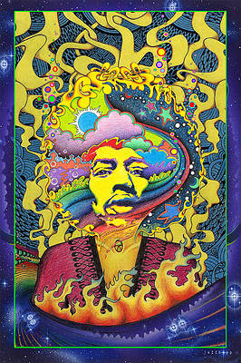 Psychedelic Paintings Fine Art America