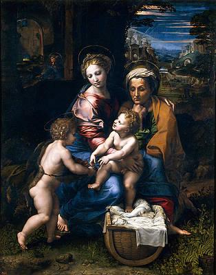 La Perla Print by Raphael