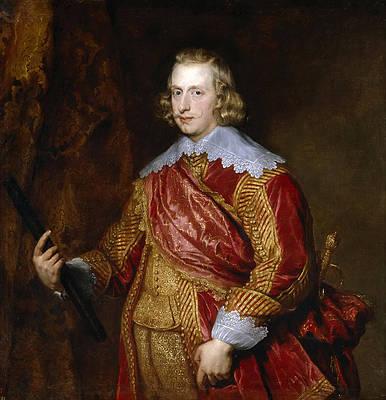 Portrait of Cardinal-Infante Ferdinand of Austria Print by Anthony van Dyck