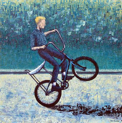 Stingray Paintings | Fine Art America