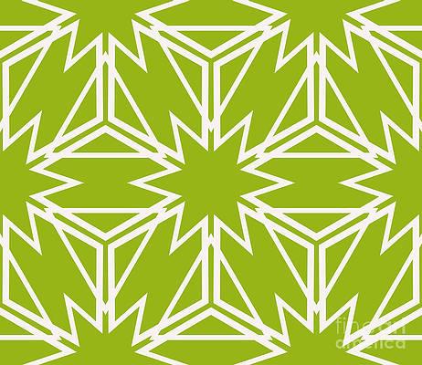 Poster 3D Cubes Abstract VISUEL DESIGN Wall Art