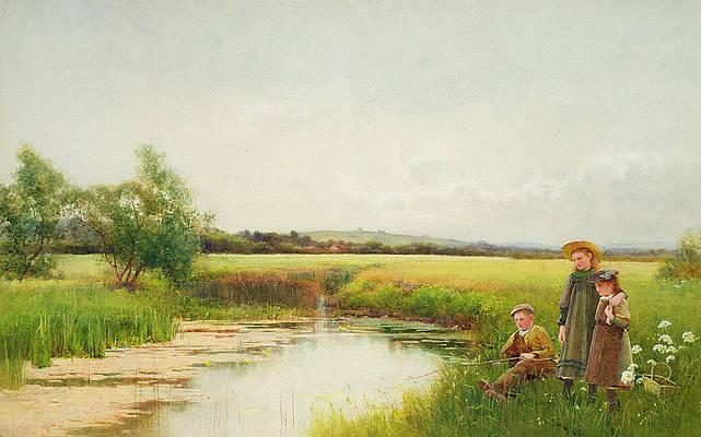 Henry Scott Tuke Paintings | Fine Art America