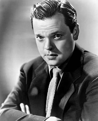 Othello Orson Welles vintage movie poster print #2
