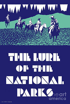National Parks Service Art Pixels