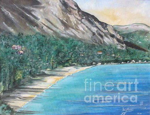 Corfu Paintings (Page #2 of 3) | Fine Art America