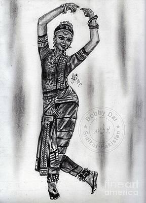Bharatanatyam Art Fine Art America