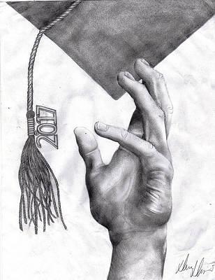 Graduation Cap Drawing - Graduation