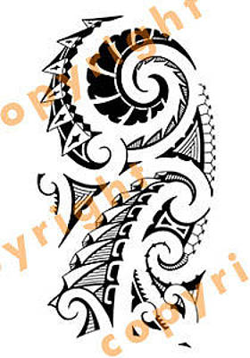 Maori Tribal Tattoo Design Drawing By Mark Storm Learn how to design your own tattoo with these expert tips from two tattoo artists. maori tribal tattoo design drawing by