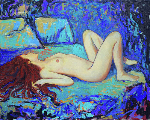 Naked Redhead Art (Page #4 of 5)   Fine Art America