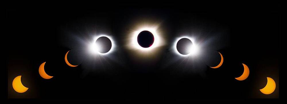 Digital T-Shirt Shop Baby-girls 2017 Total Solar Eclipse USA Once In A Lifetime