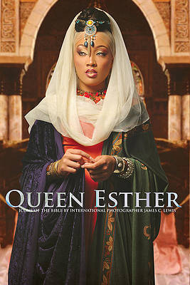Queen Esther Print by Icons Of The Bible