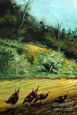 Mckee Paintings Fine Art America