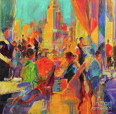Park Lane Art Fine Art America