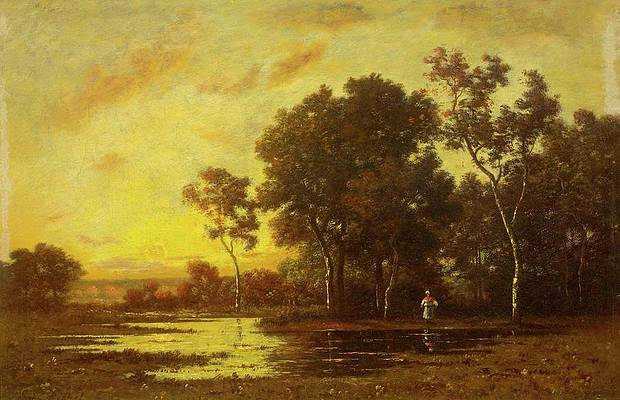 Walk In The Woods Paintings | Fine Art America