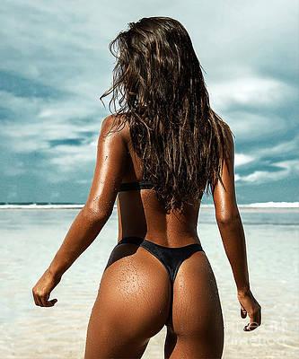 Sexy nude beach