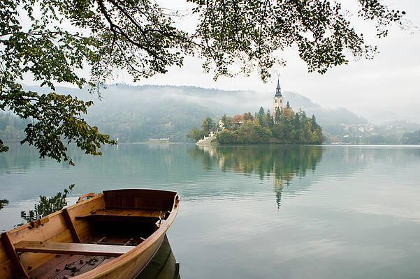 Lake Bled Art For Sale