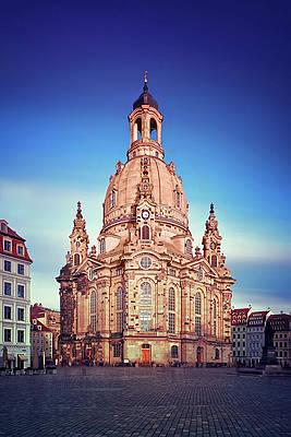 Frauenkirche Art Pixels