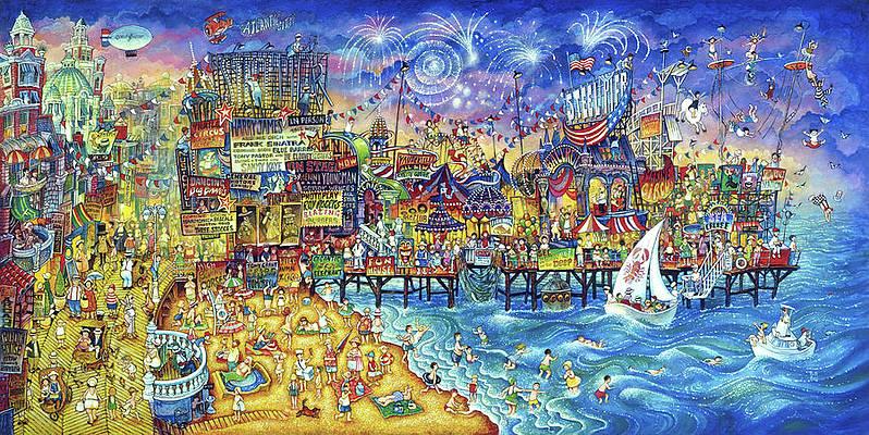 Atlantic city casino mural art sands casino managers
