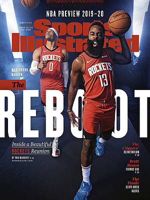 Sports Illustrated Basketball Covers For Sale