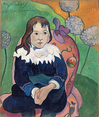 Mr. Loulou, Louis Le Ray Print by Paul Gauguin