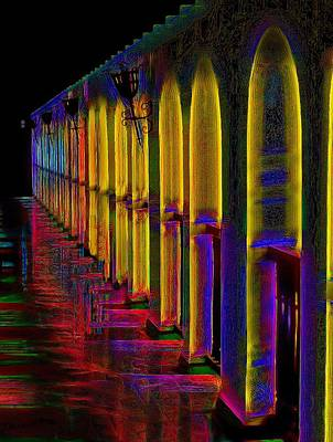 Spanish Arches by Christina Ford