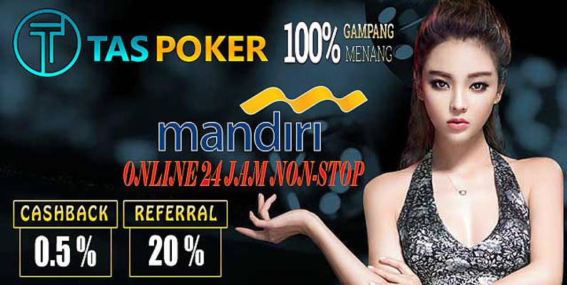 Taspoker Situs Poker Online Mandiri 24 Jam Terbaik Mixed Media By Taspoker