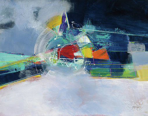Abstract Airplane Paintings | Fine Art America