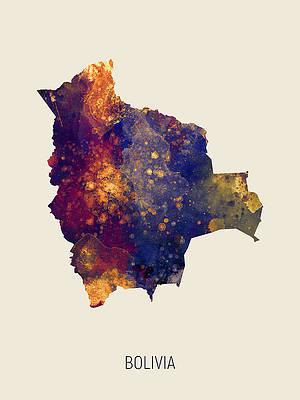 Bolivian Art Pixels