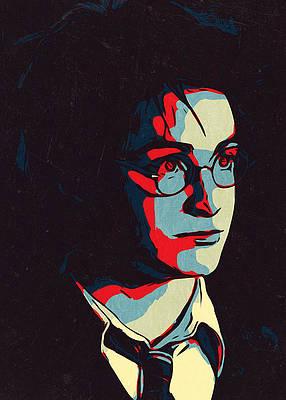Harry Potter Fan Paintings Fine Art America