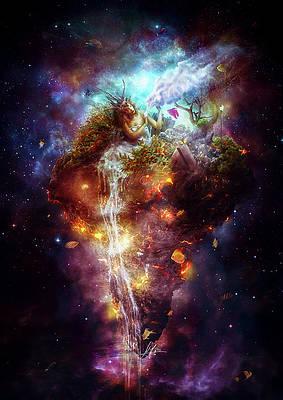 Space Fantasy Art Fine Art America