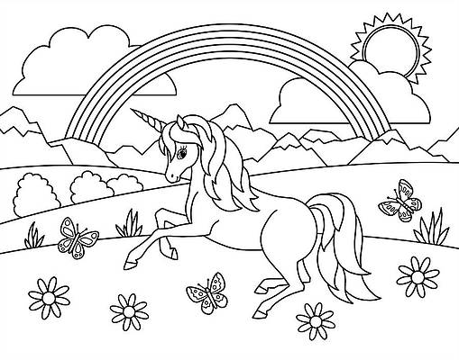 Coloring Pages Paintings Fine Art America