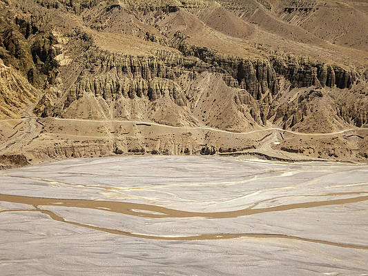 Mustang River by Balaji Srinivasan