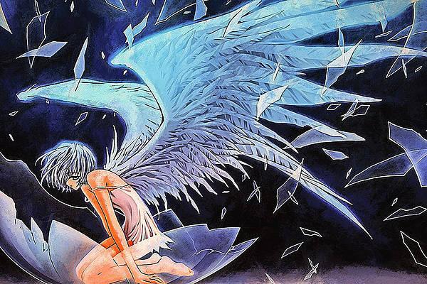 Neon Genesis Evangelion Art Page 2 Of 10 Fine Art America