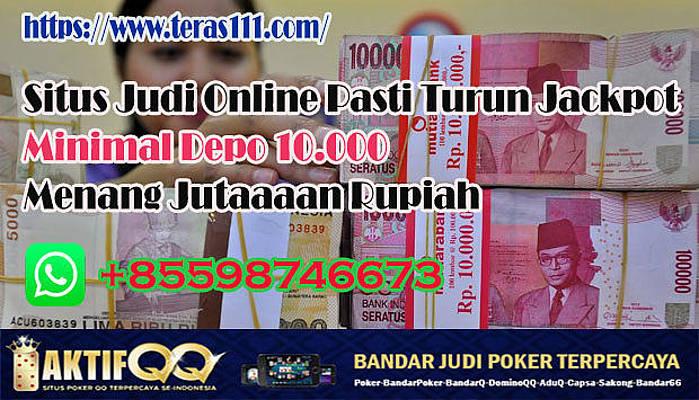 Situs Judi Online Pasti Turun Jackpot Photograph By Aktifqq