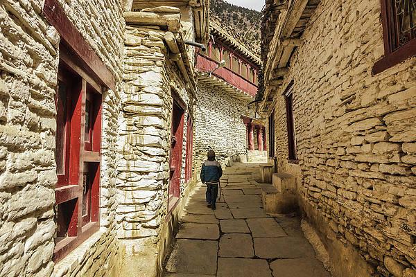 The Lanes of Marpha by Balaji Srinivasan