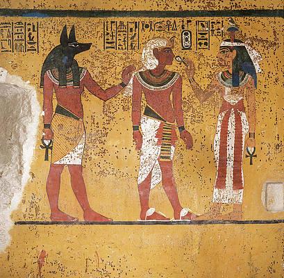 Ankh Wall Art Fine Art America