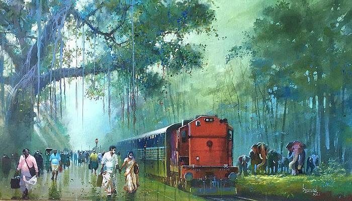 Bijay Biswaal - Art