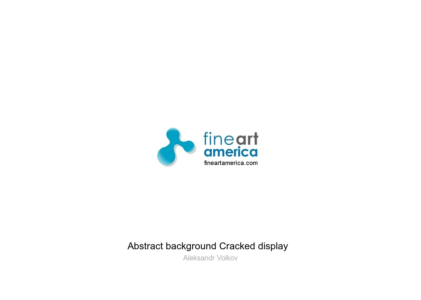 abstract background cracked display greeting card for sale
