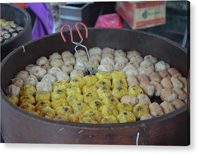 Hand Made Foods Acrylic Print featuring the photograph Melaka - Sio Bee by Benny Lim