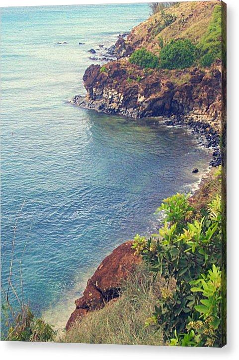 Hawaii Acrylic Print featuring the photograph Island Love by Kauwela Kaia